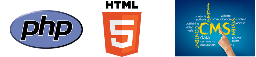 programs html, php, cms